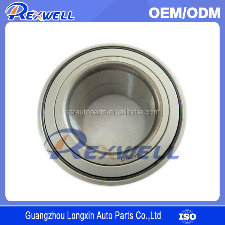 China motocycle workshop for OEM 1649810406 alloy accessory Auto wheel bearing