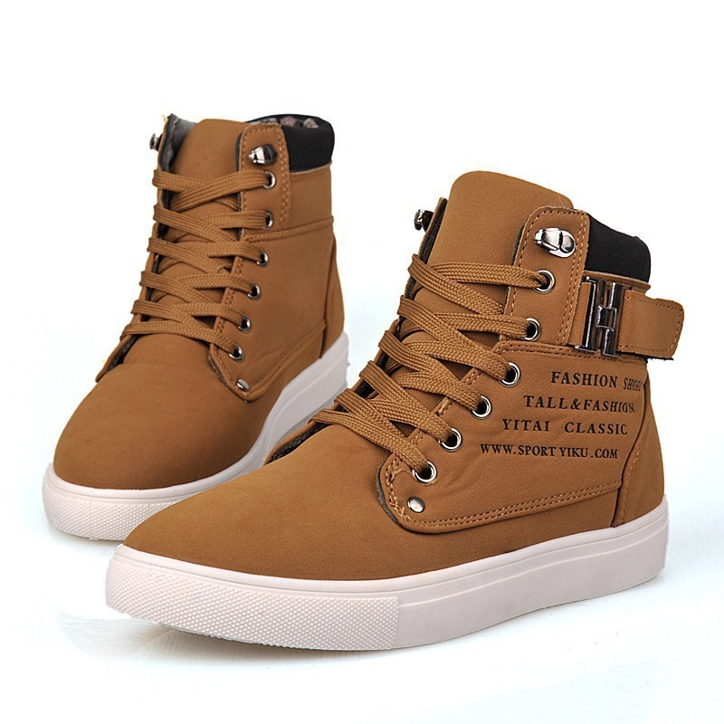 2015 Hot Men Shoes Sapatos Tenis Masculino Male Fashion Sneakers Men Flats Casual Canvas Shoe Men High Top Sneakers Zapatos Homb