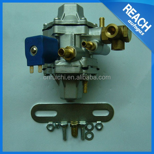 China Supplier Sequential Cng Kit/car Cng Kit/cng Reducer For ...