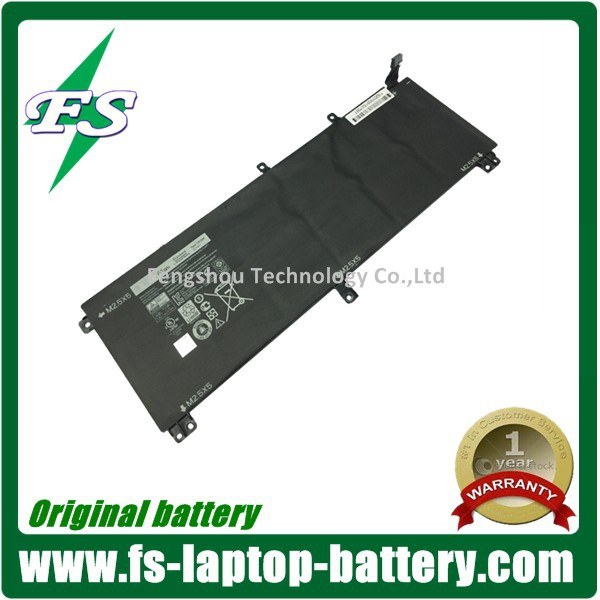 Hot-sell Genuine Laptop Battery for Dell TOTRM,Precision M3800, For Dell XPS 15 9530 Battery