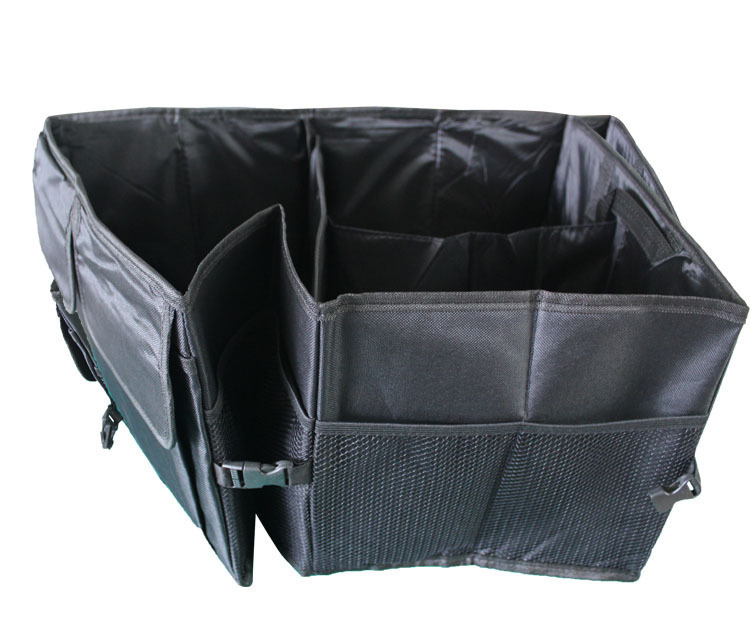 Collapsible Car Trunk Organizer Truck Cargo Portable Tool Folding Storage Bag Case Car Trunk Organizer Car Organizer Bag