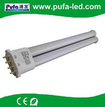 LED replace Compact blacklight blue fluorescent lamp 2G7