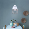 AICCO Modern Nordic Decor Metal Cage Shade Home Designer Pendant Lighting Decoration 12206