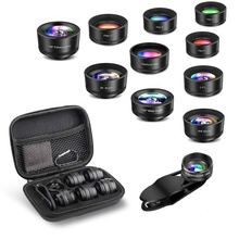 Amazon bestsellers 11 in 1 mobiele telefoon camera <span class=keywords><strong>lens</strong></span> kit voor mobiele camera <span class=keywords><strong>lens</strong></span>