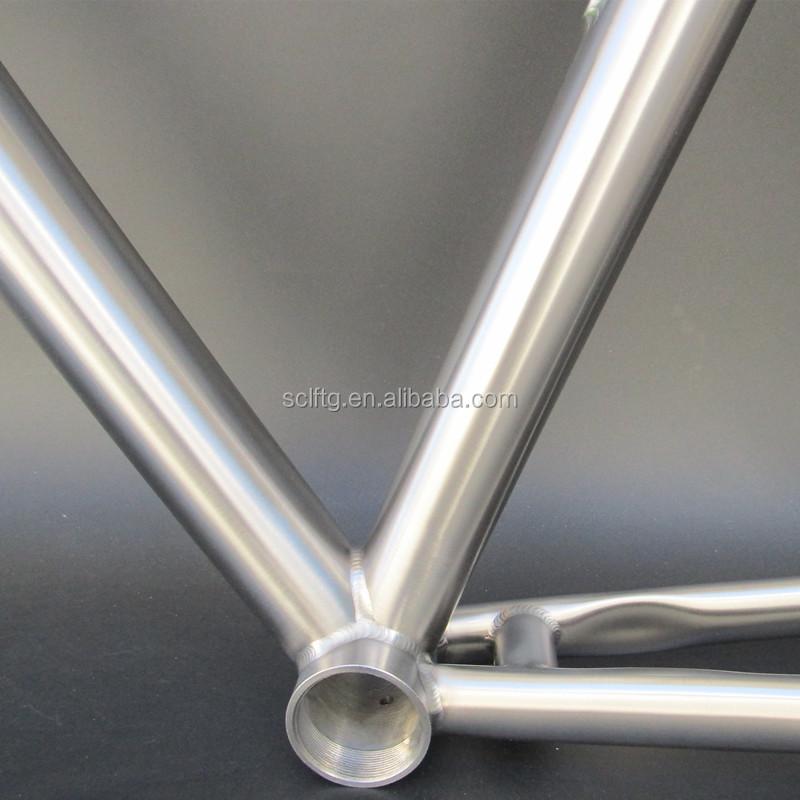 Gr9 ไทเทเนียม mountain จักรยานกรอบสำหรับไทเทเนียมจักรยานกรอบจักรยาน