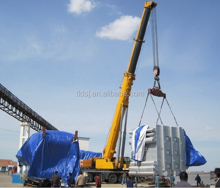 Steel Lifting : Custom made frame steel lifting beam container lift