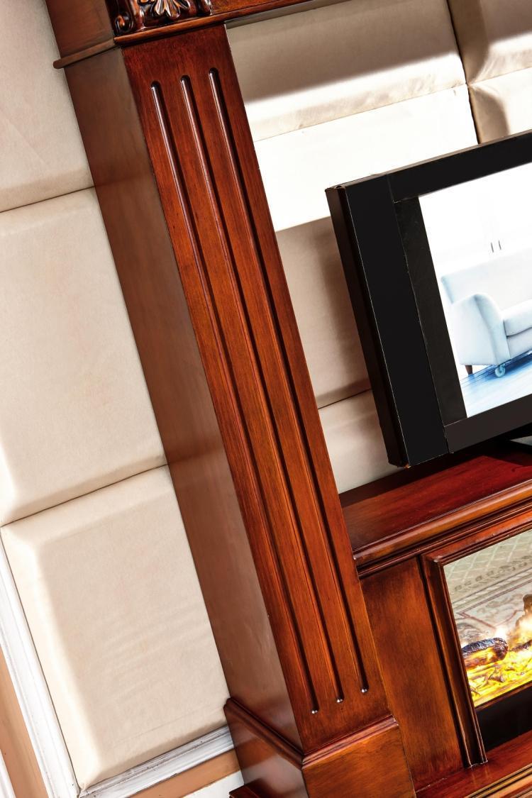 Foyer Au Bois De Chemin E Lectrique D Corative Meuble Tv Chemin E  # Foyer Electrique Meuble Tele