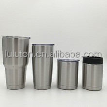 Manufactured With Copper Lined Vacuum Insulation 30oz Stainless Steel Tumbler