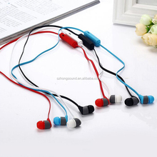 Wholesale for professional Stereo wireless Sport Earphone with Mic Hands free calling function for Cell phone