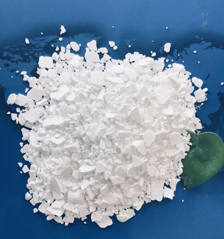 74% Purity Calcium Chloride Flake Calcium Chloride Dihydrate Cas  No10035-04-8 Antifreezing Use Calcium Chloride 74% - Buy Calcium Chloride  74%,Calcium
