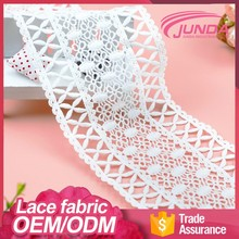 Wholesale good quality elegant nigerian wedding fabric lace styles