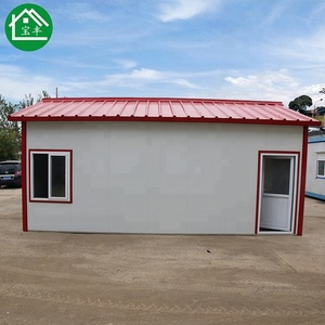 modular antirust flatpack low cost prefab house india cheap prefab building
