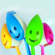 Korea Smile Toothbrush antibacterial Sanitizer suction Holder