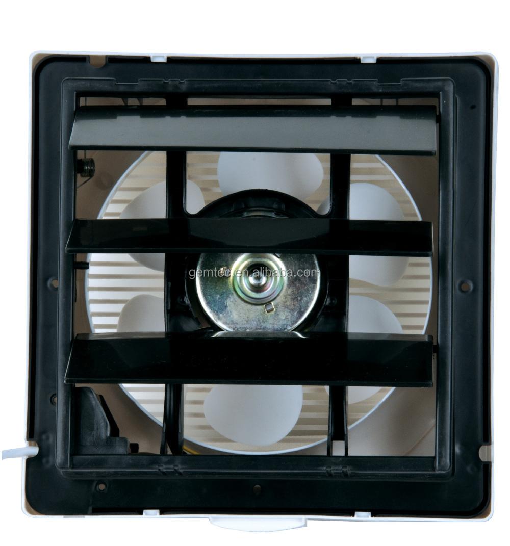 Best Quality Plastic Kitchen Ventilator Wall Mount Exhaust Fan