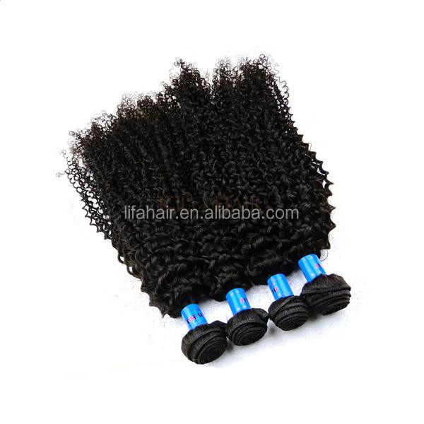 Big stock unprocess 110g per piece indian hair company