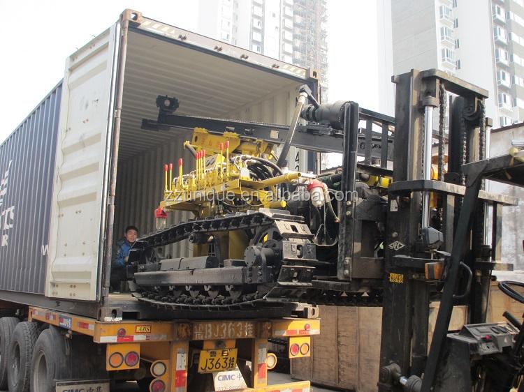 Máquina de perfuração de diamante de boa qualidade feita em china com preço baixo