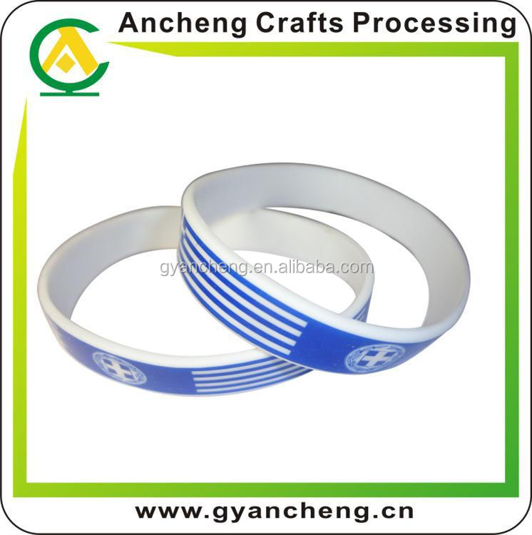Personalised alibaba bulk cheap silicone arm bands for fashion accessory