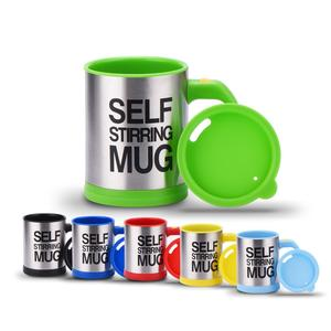 Selfstirring Whirlpool Auto Mixer Mug Self Stirring Handy Promotional Automatic Self Steering Spinning Mixing Coffee Travel Mug