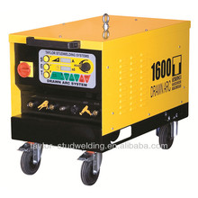 1600E Stud Welding Machine For Welding All Kinds Of DA Studs With Ceramic Ferrules, Manufactured By TAYLOR UK