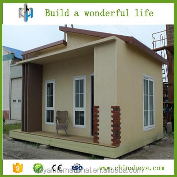Inexpensive and high quality prefab huts for explore market
