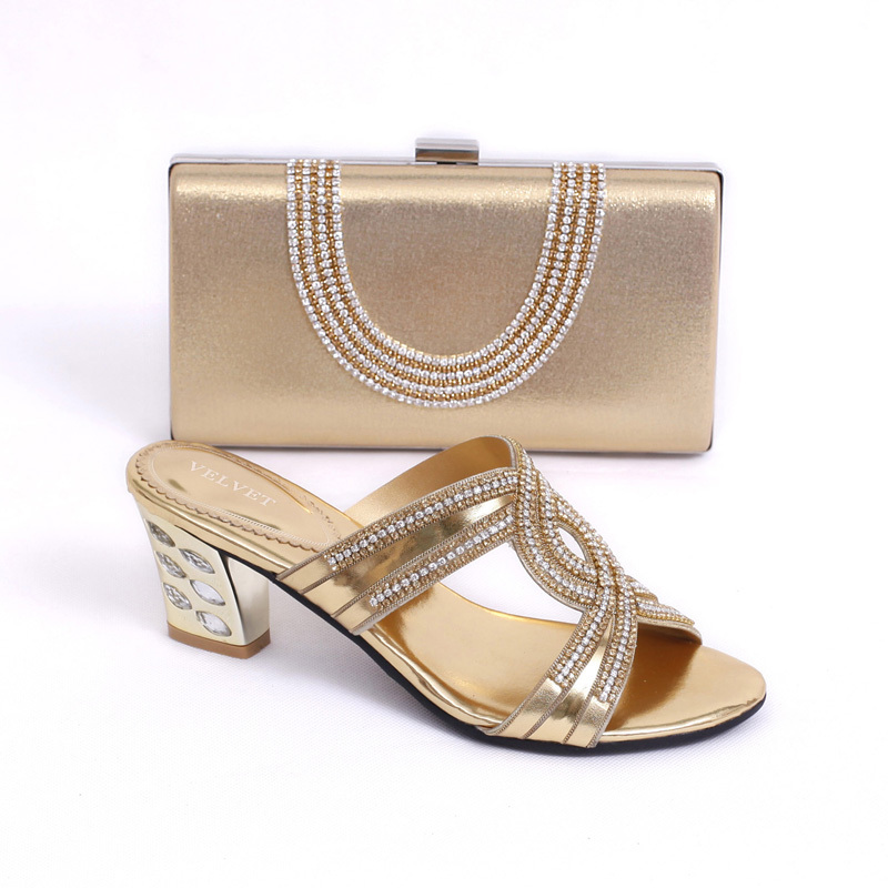 9c9c5d709877be Very beautiful African Shoes and Matching Bags for women