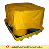 waterproof/uv protection/flame resistant pallet cover bags