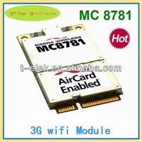 Sierra Wireless MC8781 3G/HSPA GPS WWAN Card module