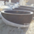 New Products natural stone bathtub for fat people