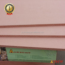 1/2 fire rated mdf board with C grade