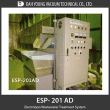 ESP-201 AD Electrolysis Wastewater Treatment System for Spray Paint