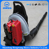 CE certiifcation quality backpack blower petrol leaf blower with high quality