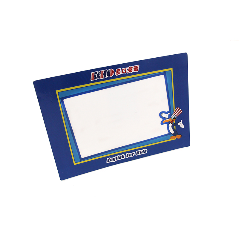 promotional gifts cardboard paper photo frame for picture