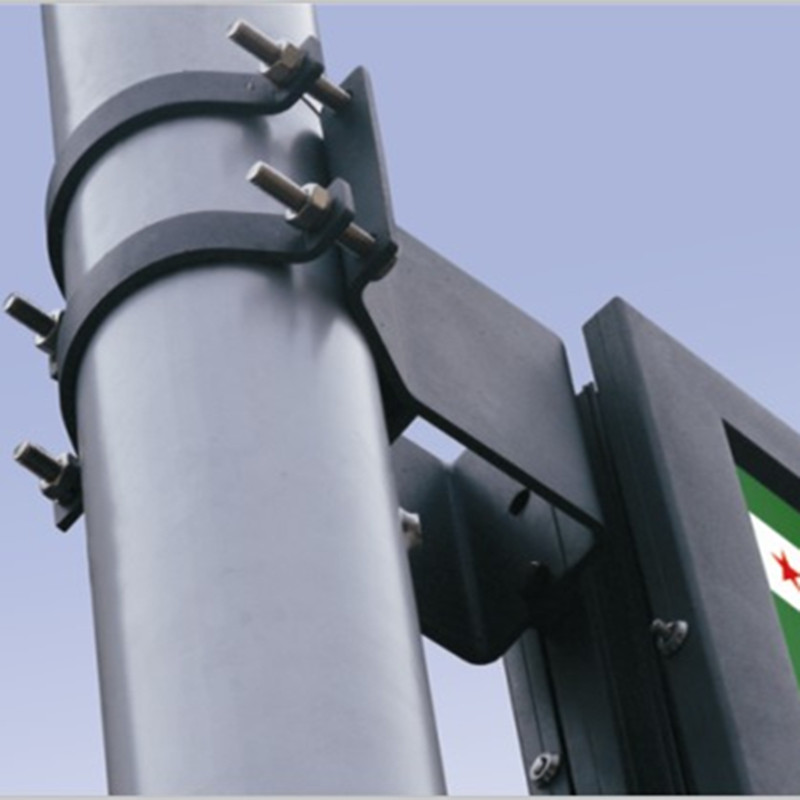 700 1700mm Street Light Junction Box Street Pole