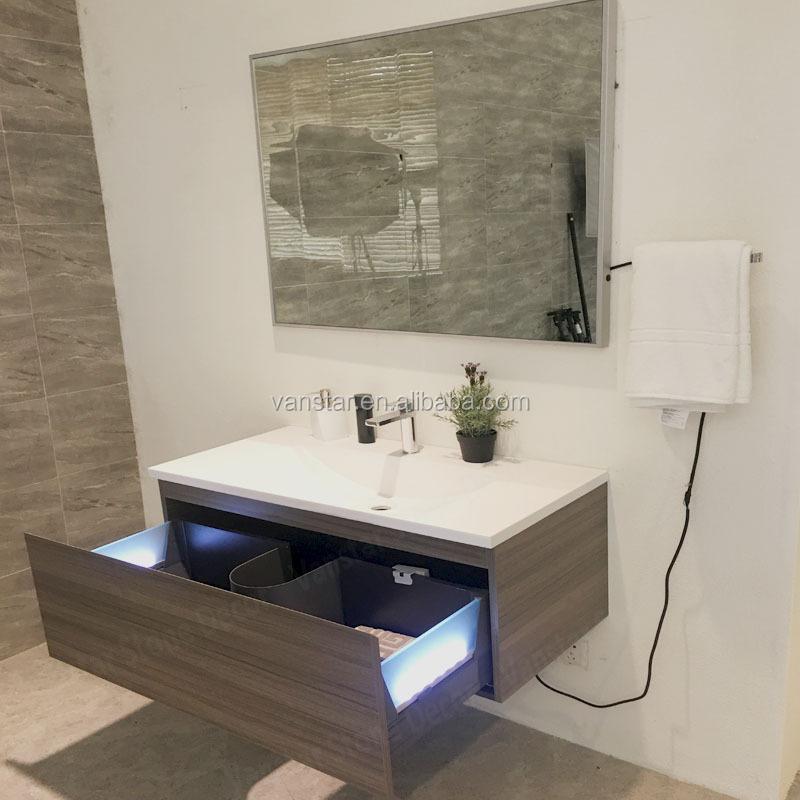 Australia Bathroom Mirrored Wall Mounted Sliding Door White Powder Coating Metal Shaving Cabinet - Buy Sliding Door Bathroom Mirror CabinetWall Mounted ... & Australia Bathroom Mirrored Wall Mounted Sliding Door White Powder ...