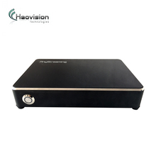 Compact-size 8channnel mpeg2 to h.264 transcoder,deliver hd and sd video to ott iptv server