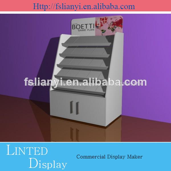 durable de esmalte de uñas estante de exhibición-Estantes de ...
