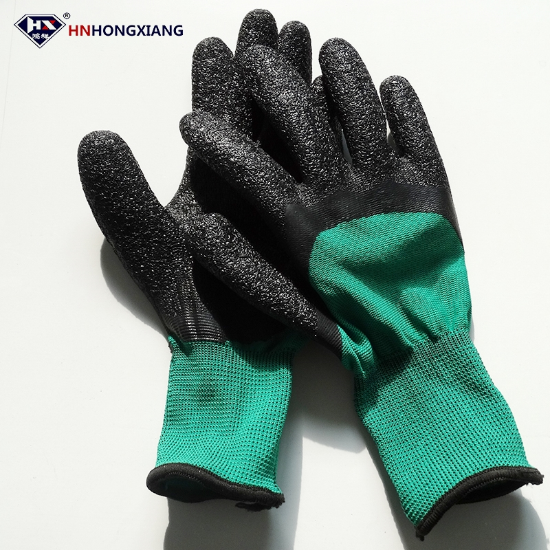 Workplace safety supplies industrial hand use glass working <strong>gloves</strong>