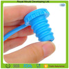 Beer bottle caps shaped silicone anti-lost beer wine bottle stopper