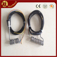 hot running coil heater for quartz e nail