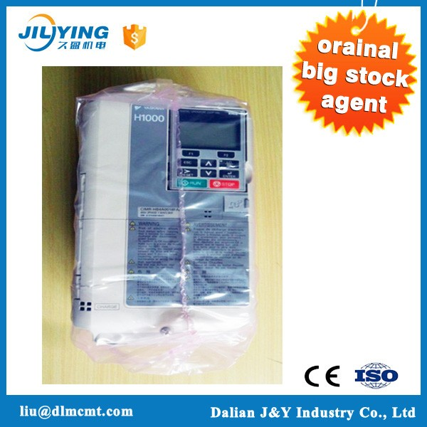 2016 Best price of yaskawa vfd conventer variable frequency driver L1000 H1000 A1000 V1000 T1000 J1000 E1000 15kw