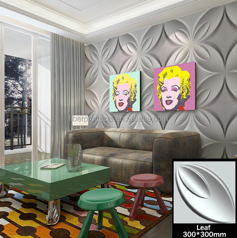 Imaginative design 3d board wall flats
