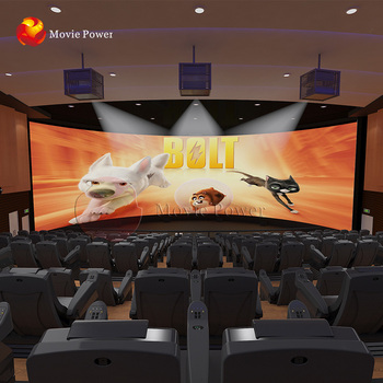 3D Modeling Animation Motion Graphic 4d Trailer Moving 3d/4d/5d/6d Cinema Theater Movie