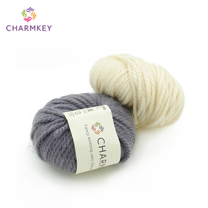 Charmkey new good quality cheap yarn cashmere wool yarn for gloves knitting yarn prices free samples