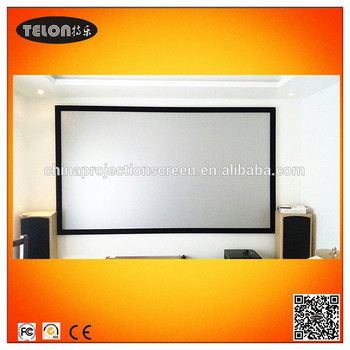 China Diy Projector Screen Frame - Buy Diy Projector Screen Frame ...