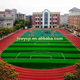 Wy-14+15, Soccer Field Grass, SGS, Ce Approved, Water Proof Thick Artificial Grass Synthetic Grass Turf Lawn for Football Field