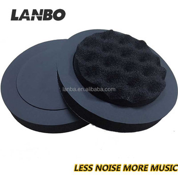 Lanbo Car Audio Accessories Rubber Foam Ring For Car Speaker Sound  Deadening Material - Buy Rubber Foam Ring For Car Speaker(,Sound Deadening  Material