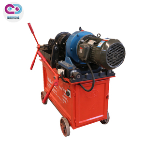 Rebar Rib Peeling Parallel Thread Rolling Machine