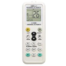 Air Conditioner Remote Kontrol AC LCD Universal AC <span class=keywords><strong>Controller</strong></span> 1000 Di 1