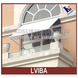 balcony awnings&awning canopy and swing arm awning