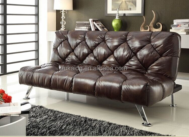 hot selling 2016 new design very cheap PU sofa for promotion sofabed in Foshan